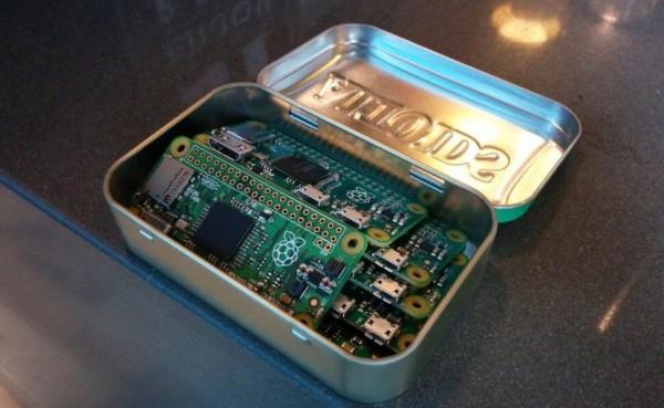 Après le Pi 1, Raspberry frappe encore un grand coup avec une mini-carte baptisée Pi Zero et commercialisée 5$ HT.