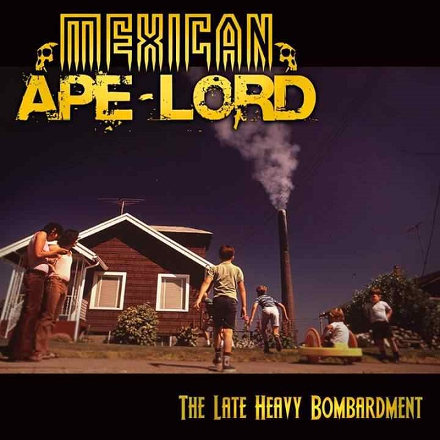 """MEXICAN APE-LORD Streaming """"Rat King"""" Lyric Video"""