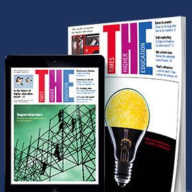 Times Higher Education subscriptions