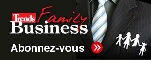 Abonnez-vous sur Trends Family Business