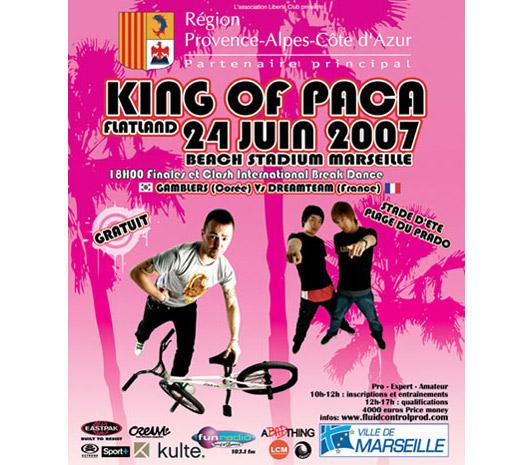 King of PACA