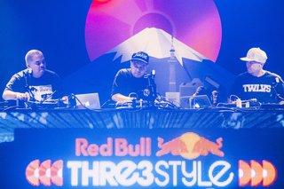 INVISIBL SKRATCH PIKLZ en finale du Thre3style 2015 à Tokyo.