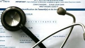 assurance maladie médecin traitant stétoscope stéthoscope consultation