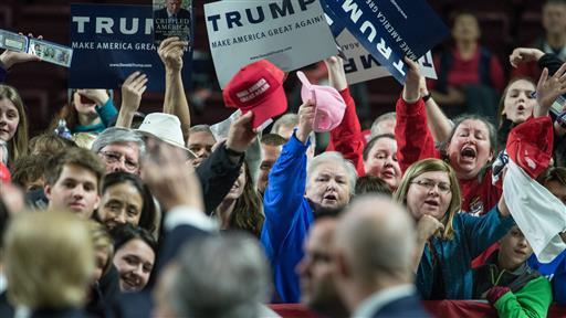 Angry Voters Fuel Trump, Sanders