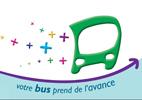 visuel votre bus prend de l'avance