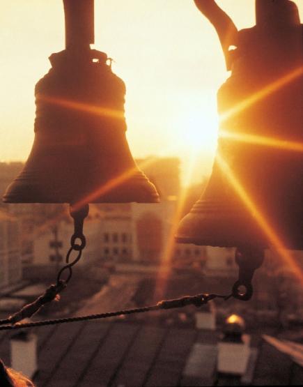 Returning the Danilov Bells