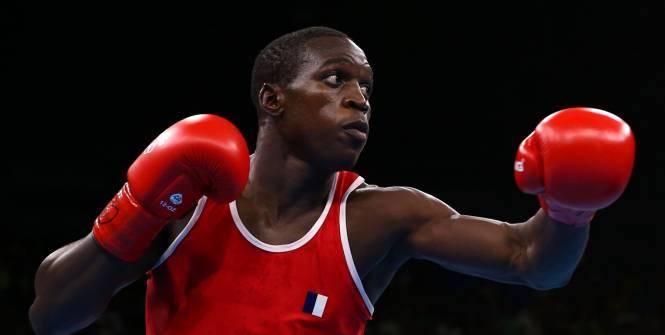 Boxe - JO 2016 - Rio - Souleymane Cissokho a été battu en demi-finale des Jeux de Rio. (Reuters)
