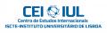 Logo Centro de Estudos Internacionais