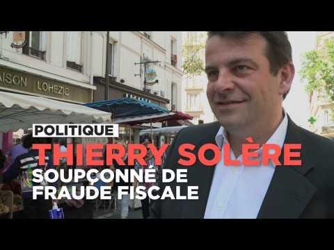 Solère, porte-parole de Fillon, soupçonné de fraude fiscale