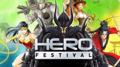 Le HeroFestival, un festival consacré aux geeks, ce week-end à Grenoble