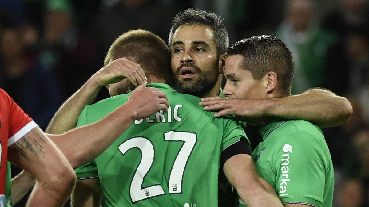 Ligue 1 : Saint-Etienne dit adieu à l'Europe après son nul à domicile