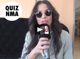 Zaho – Quiz NMA 2016