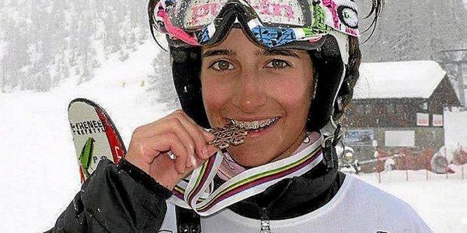 JO / Sotchi : l'Audoise Perrine Laffont, 15 ans, entre en piste ce jeudi