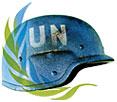Emblème des opérations de maintien de la paix