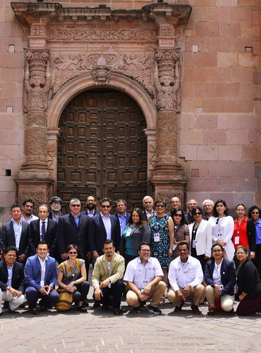 """States Parties of Mexico and Central America adopt in Zacatecas """"Action Plan for  ..."""