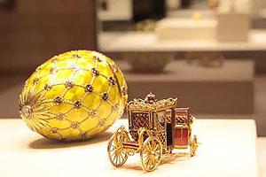 Le musée de Fabergé
