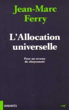 L'Allocation universelle