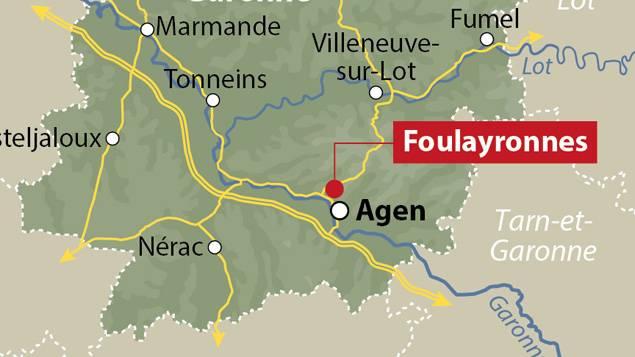 Un couple abattu près d'Agen, un homme recherché