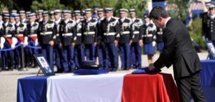 Collobrières : Un hommage de la gendarmerie aux deux militaires tuées