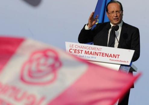 S'il est élu dimanche, François Hollande affirme vouloir inscrire une nouvelle loi sur le harcèlement sexuel à l'agenda parlementaire.