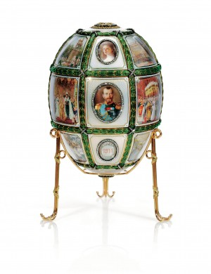 Faberge's Easter Egg Masterpieces