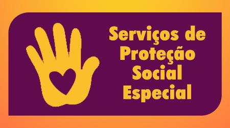 Serviços de Proteção Social Especial