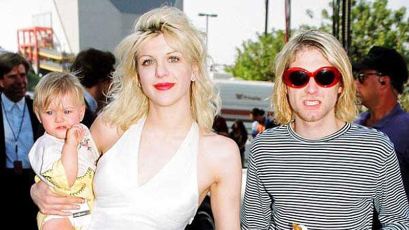 Istri Kurt Cobain Tidak Mau Bocorkan Foto Kematian