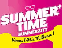 Summer'Time, vivons l'été à Mulhouse !
