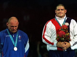 """In 2000, Rulon Gardner's """"Miracle on the Mat"""" stunned Aleksandr Karelin, keeping the Russian from becoming wrestling's first four-time Olympic champion."""