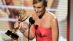 Actress Toni Collette accepts the