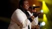 Singer Sean Kingston performs onstage