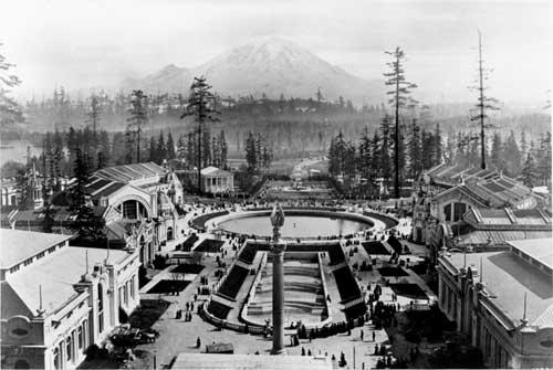 Alaska-Yukon-Pacific Exposition