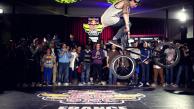 BMX Matthias Dandois passe la quatrième au JoMo Pro