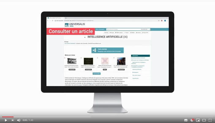 Consulter un article et Plus sur Internet avec Qwant®