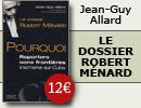 « Le dossier Robert Ménard », par Jean-Guy Allard