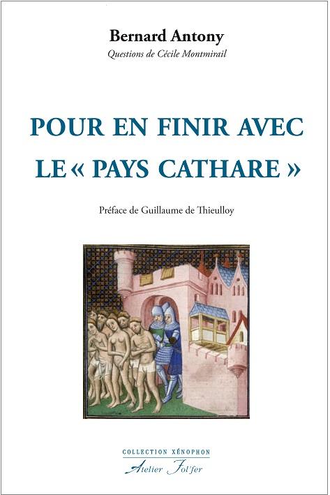 Dernier ouvrage paru: Pour en finir avec le pays Cathare