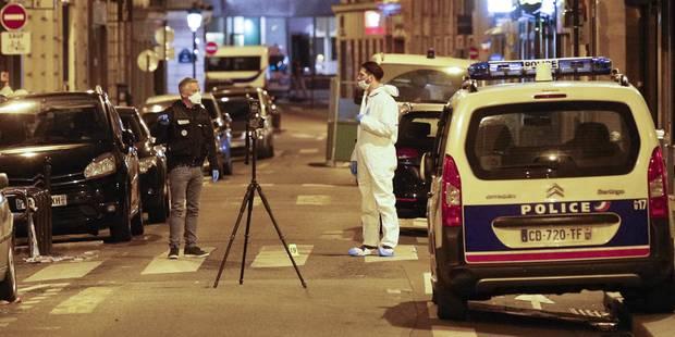 Attaque au couteau à Paris : l'assaillant connu des renseignements et fiché S