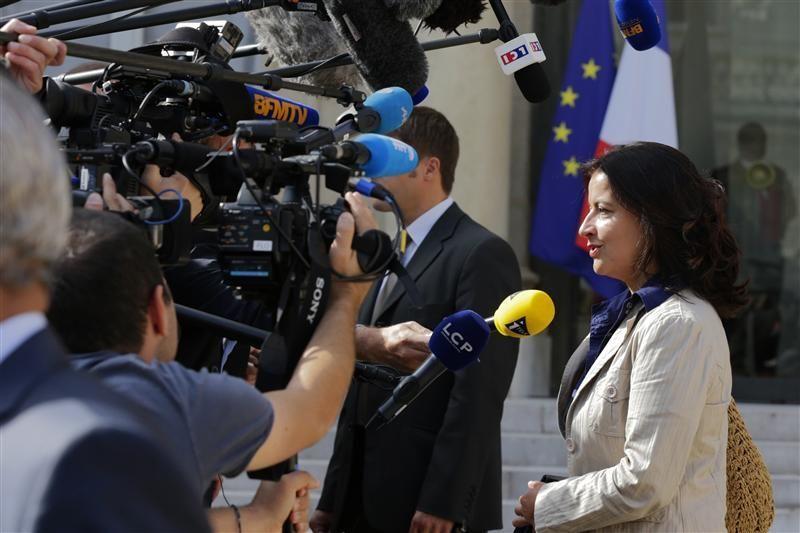Cécile Duflot, ministre du Logement, le 5 septembre.
