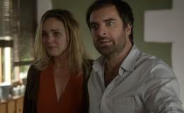 """Claire Keim et Grégory Montel dans """"La soif de vivre"""""""
