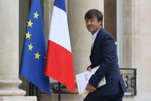 """L'examen  du projet de loi """"Hulot"""" est un premier test politique pour le ministre de la Transition écologique."""