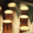 La bière se fait mousser