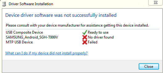 Driver issues in windows 10