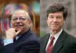 Barry Bloom and Jeffrey Sachs
