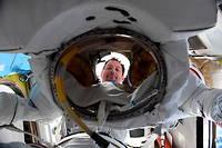 Le spationaute Thomas Pesquet s'apprête à effectuer sa troisième sortie extravéhiculaire, durant laquelle il sera chef des opérations pour la toute première fois.