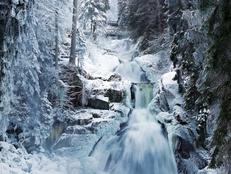 """...en hiver - """"... im Winter"""""""