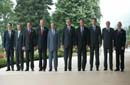 Photo de famille du G8