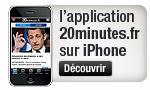 l'application 20minutes.fr sur iPhone