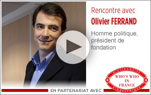 Who's who : Olivier Ferrand