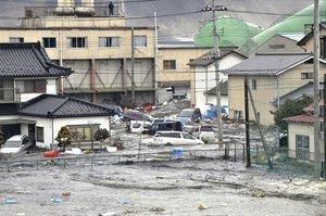 Japon: les images du cataclysme