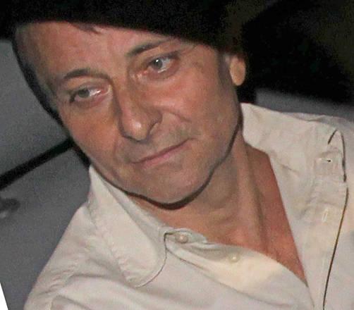 Cesare Battisti lascia il carcere di Papuda, nella periferia di Brasilia